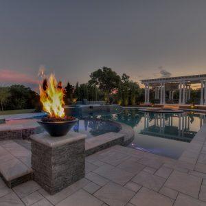 stone flame