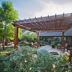 Outdoor Living with Pergola