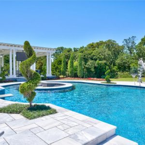 Pool Pavers and Landscaping