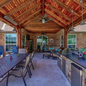Backyard Patio Landscaping Edmond,OK