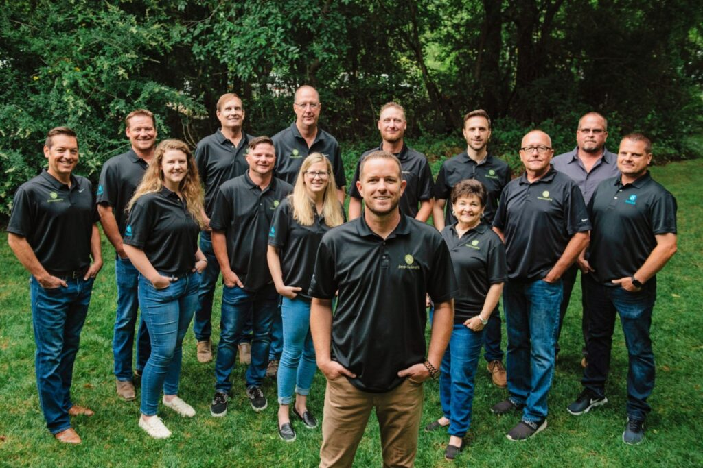 Nelson Landscaping Management Team