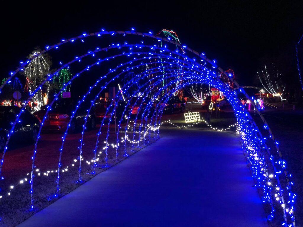 Kingfisher Winter Nights - Kingfisher, OK Christmas Light Tour