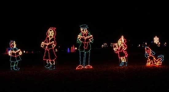 Fantasy Land of Lights - Bartlesville, OK
