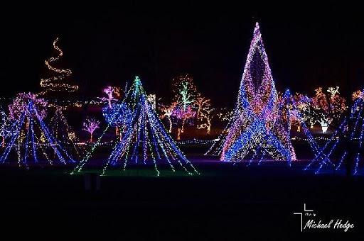 Garden of Lights - Muskogee, OK
